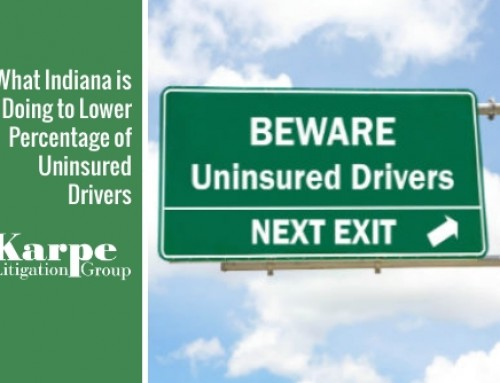 What Indiana is Doing to Lower Percentage of Uninsured Drivers