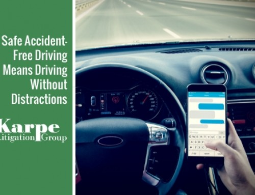 Safe Accident-Free Driving Means Driving Without Distractions