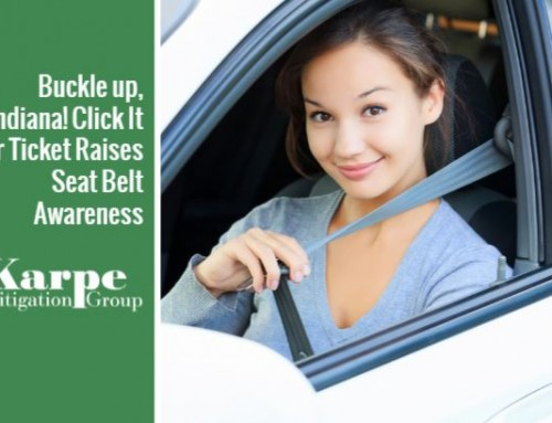 Buckle up, Indiana! Click It or Ticket Raises Seat Belt Awareness