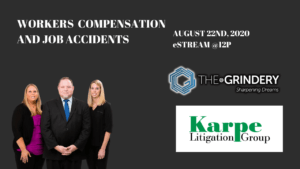 WORKERS COMPENSATION AND JOB ACCIDENTS