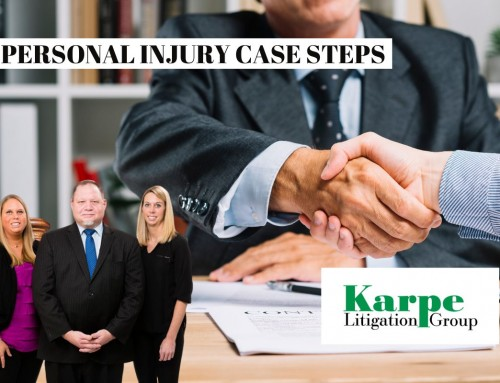 What is the Personal Injury Case Process